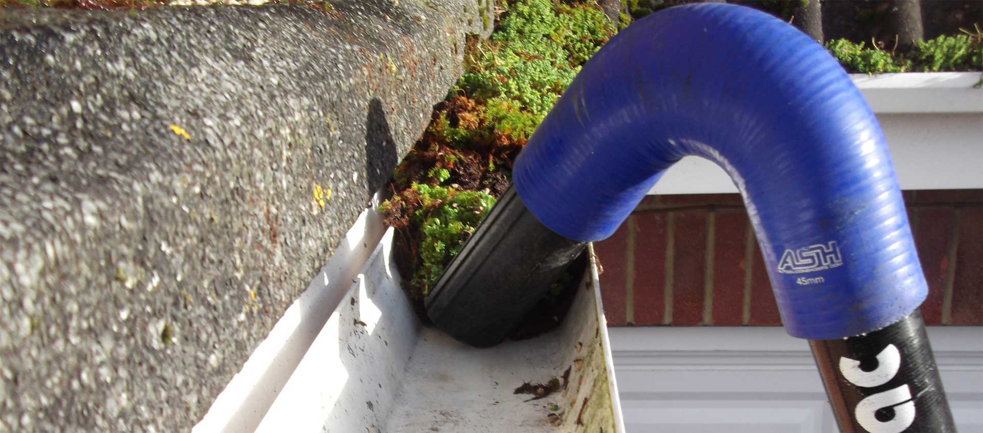 Guttering Cleaning Services