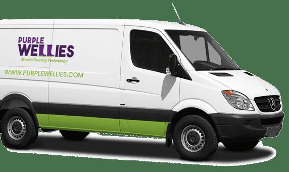Purple Van